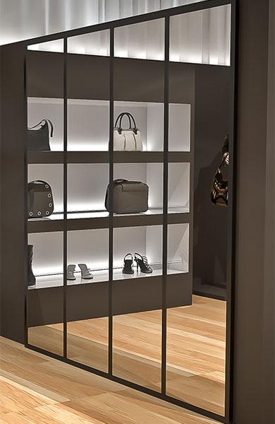 Miroir contemporain atelier d\'artiste - Idées Déco - Sodiver ...